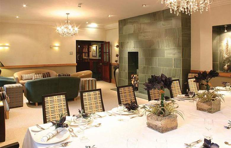 Best Western Glenridding - Restaurant - 22