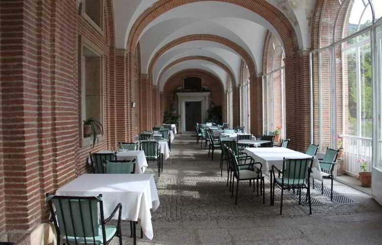 Hospederia Santa Cruz - Restaurant - 3