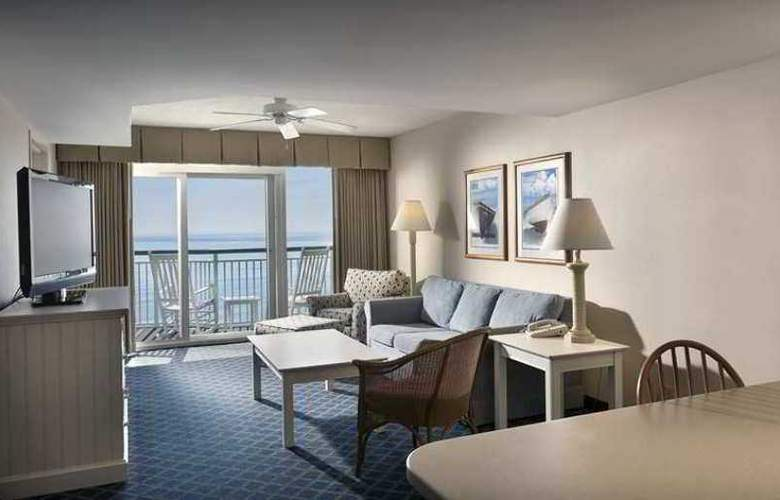 Hampton Inn & Suites Myrtle Beach- Oceanfront - Hotel - 5