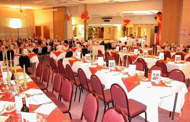 Inter-Hotel Au Chene Vert - Restaurant - 8