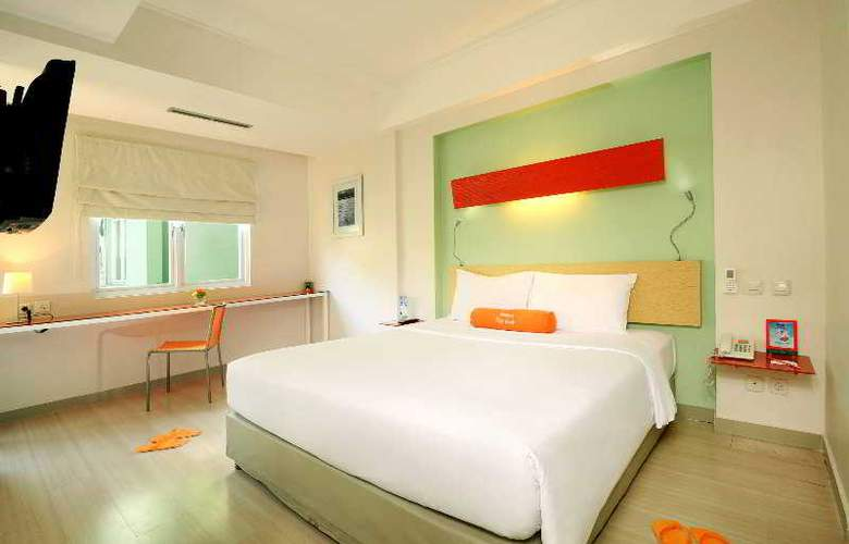 Harris Hotel & Residences Riverview Kuta - Room - 13