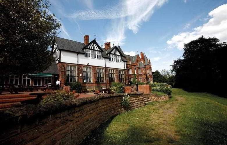 Best Western Bestwood Lodge - Hotel - 42