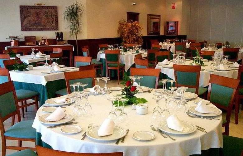Las Villas de Antikaria - Restaurant - 6