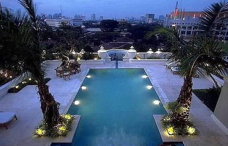 Gran Mahakam - Pool - 14