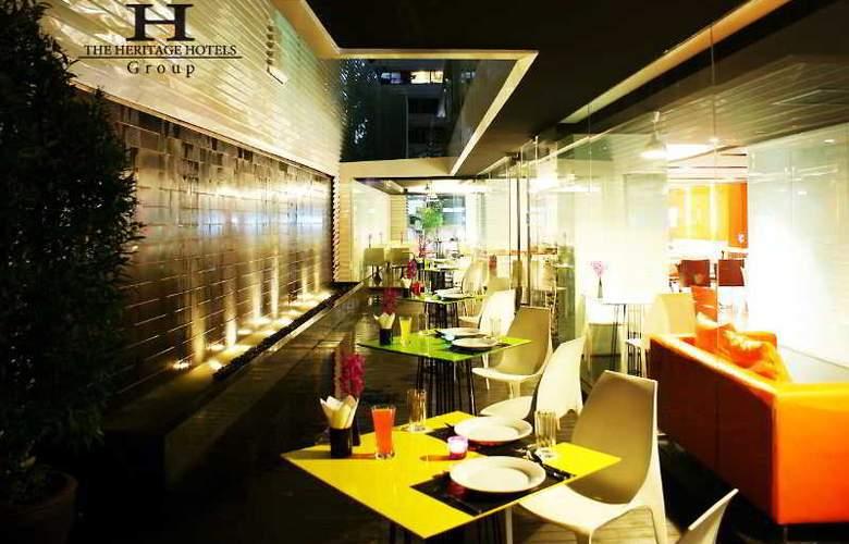 Heritage Bangkok - Bar - 8
