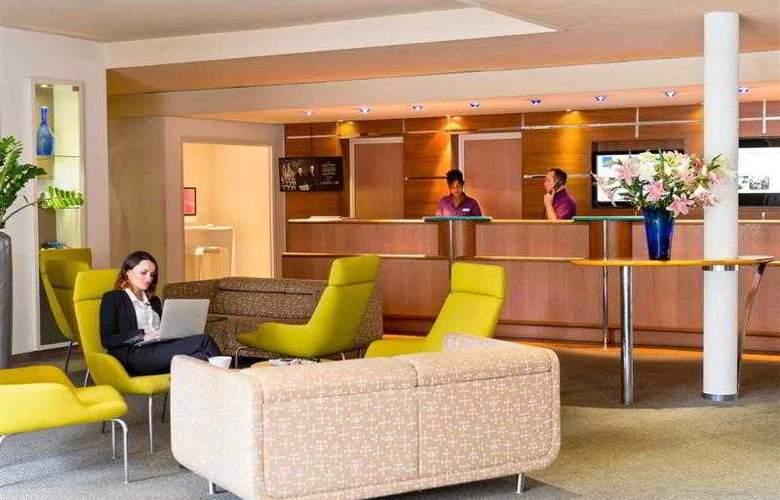 Novotel Sophia Antipolis - Hotel - 19