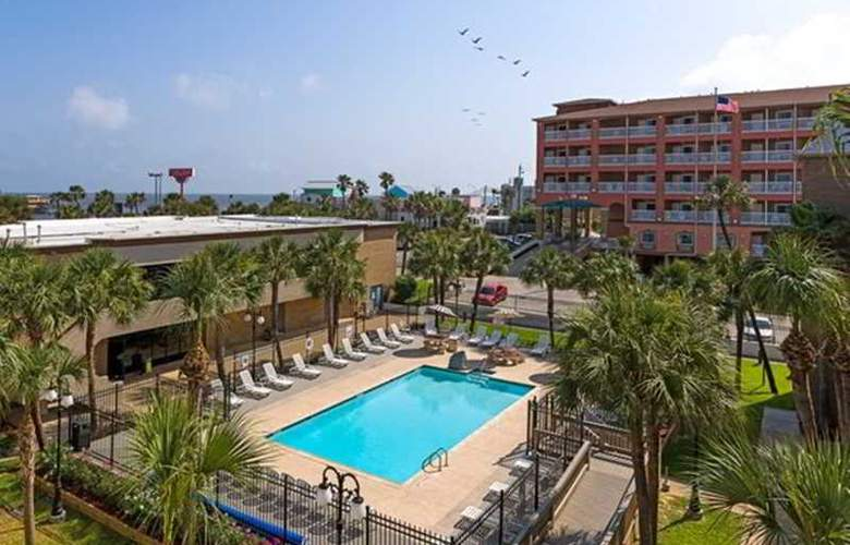 Red Roof Inn Galveston Beachfront / Convention Center - Hotel - 0
