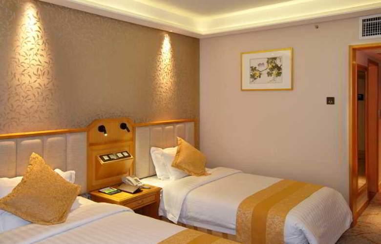 GuangDong Hotel - Room - 7