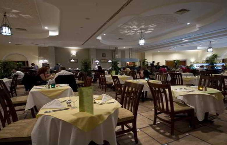 Flamenco Beach Resort - Restaurant - 23