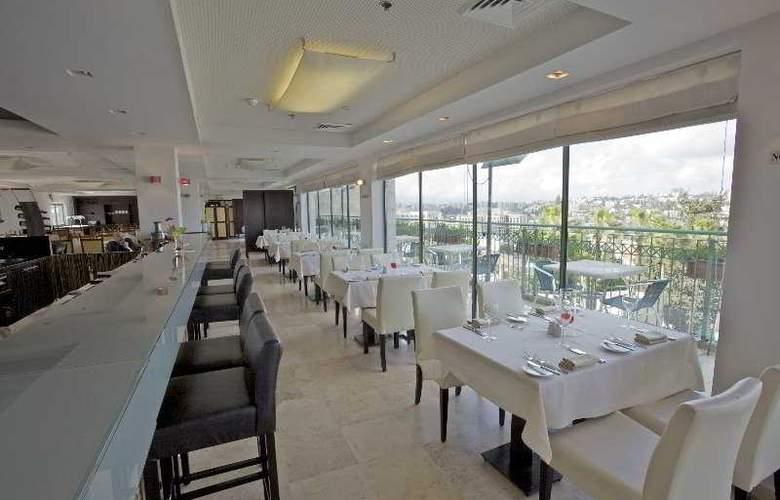 Legacy Hotel Jerusalem - Restaurant - 3