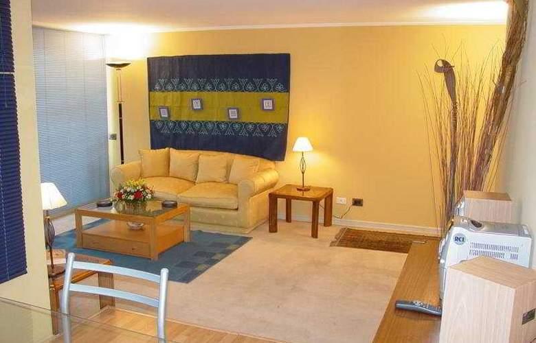 Aconcagua Las Condes Apart Hotel - Hotel - 0