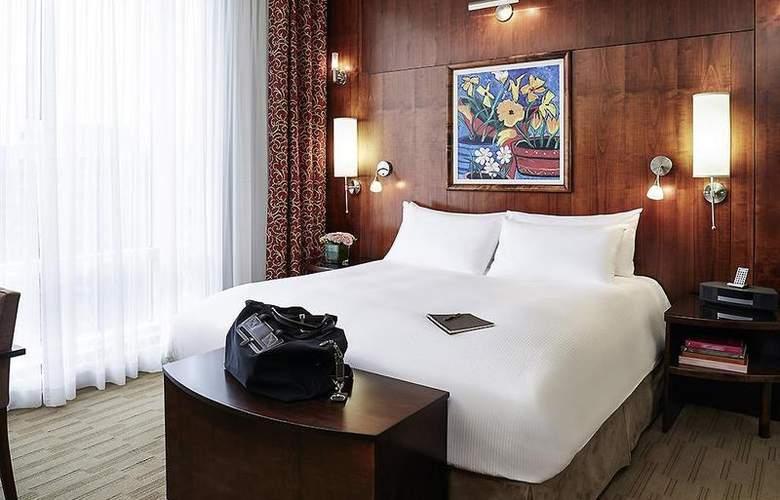 Sofitel Montreal Golden Mile - Room - 37