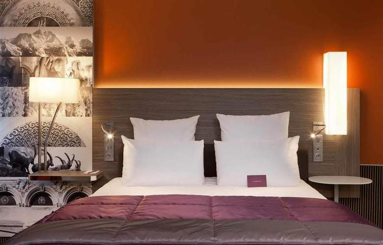 Mercure Chambery Centre - Room - 16