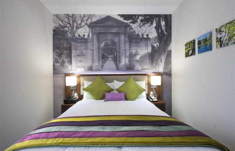 Best Western Plus Seraphine Hotel Hammersmith - Hotel - 41