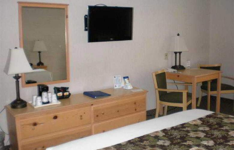 Best Western Woodburn - Hotel - 36