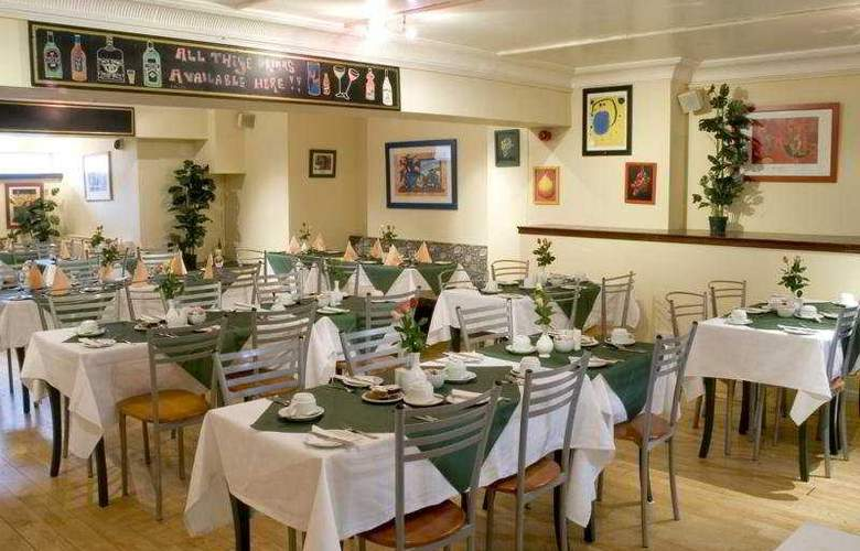 Britannia Ashley Hale - Restaurant - 4
