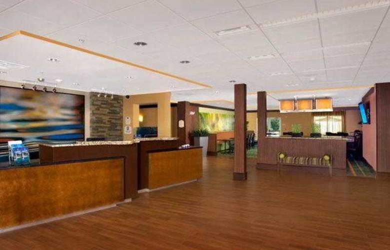 Fairfield Inn & Suites Tupelo - Hotel - 4
