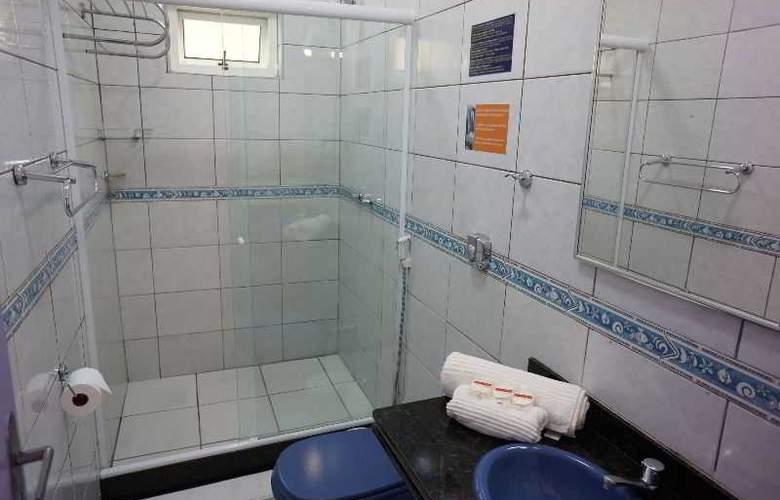 Pousada Aguas Claras - Room - 8