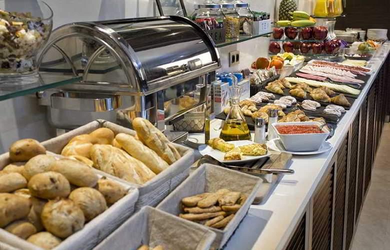 Zenit Valencia - Restaurant - 26