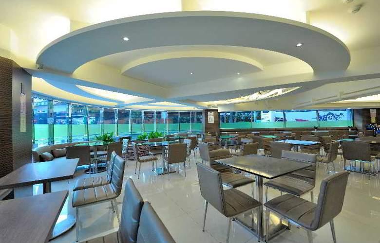Green World Hotel Song Jiang - Restaurant - 3