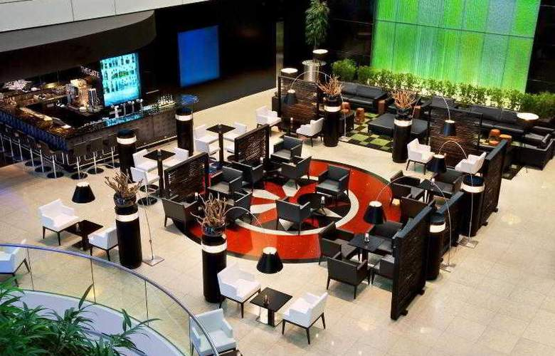 Sheraton Amsterdam Airport Hotel & Conference - Hotel - 21