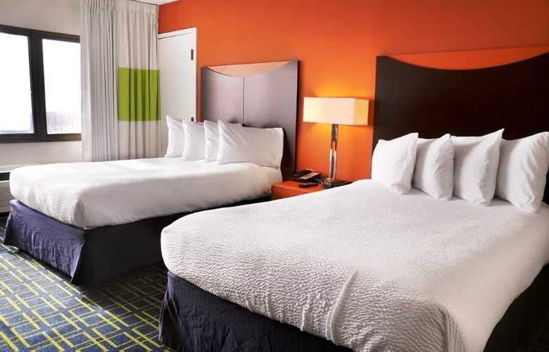 Red Roof Inn & Suites Atlantic City - Room - 4