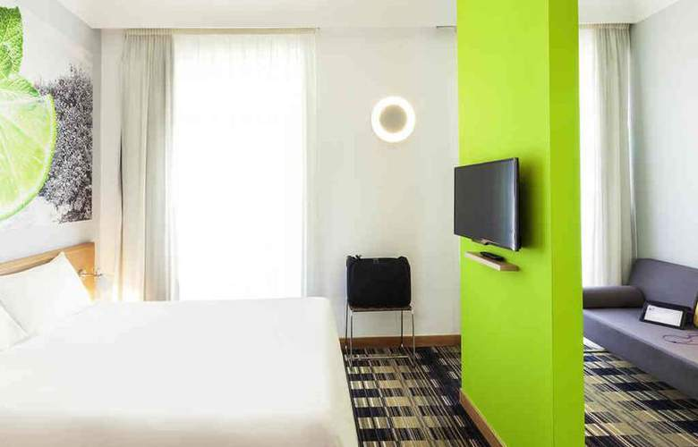 Ibis Styles Napoli Garibaldi - Room - 19
