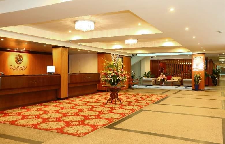 Ramana Hotel Saigon - General - 1