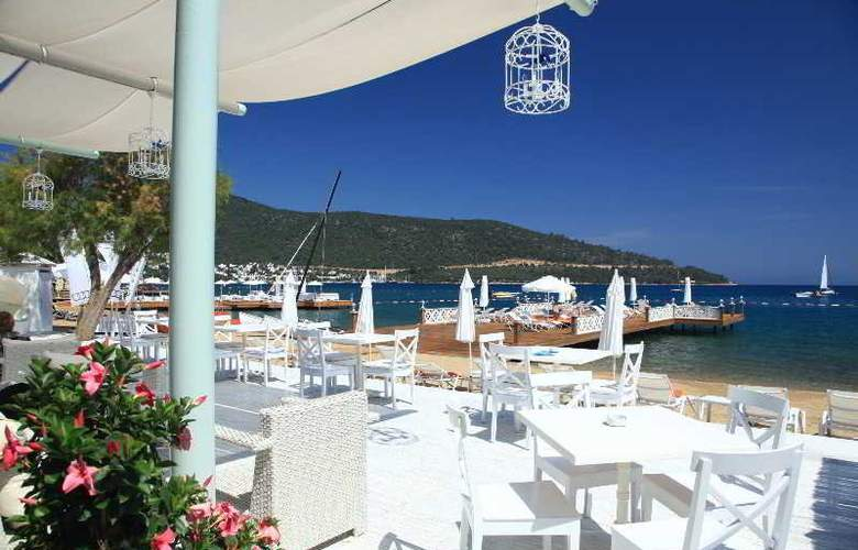 Grand Yazici Torba Beach - Terrace - 11