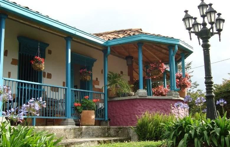 Casa Mosaico Hotel Boutique - Hotel - 0