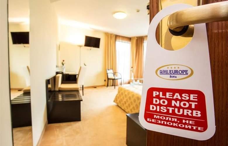 Best Western Hotel Europe - Room - 33