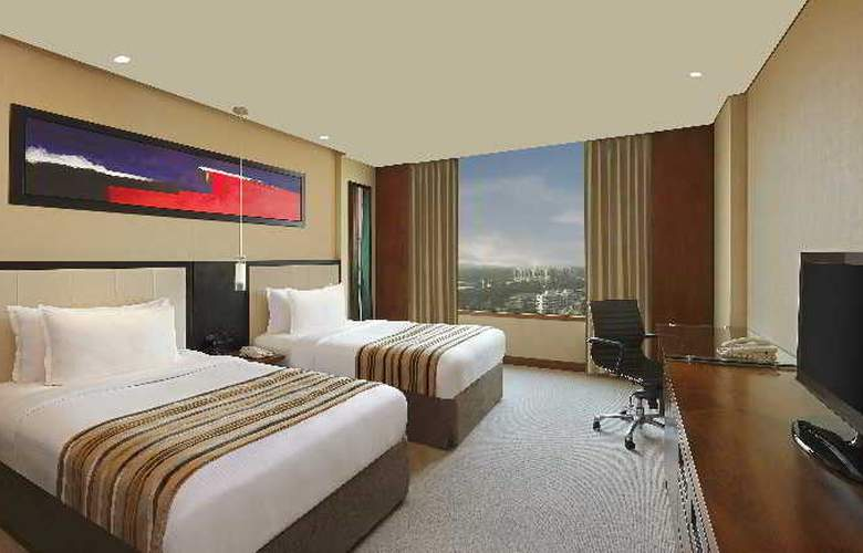 DoubleTree by Hilton Pune Chinchwad - Room - 16