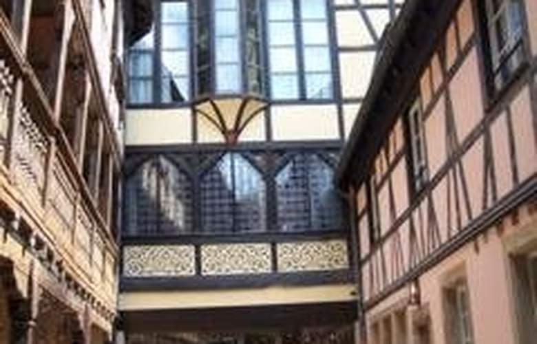 Cour du Corbeau - Hotel - 0