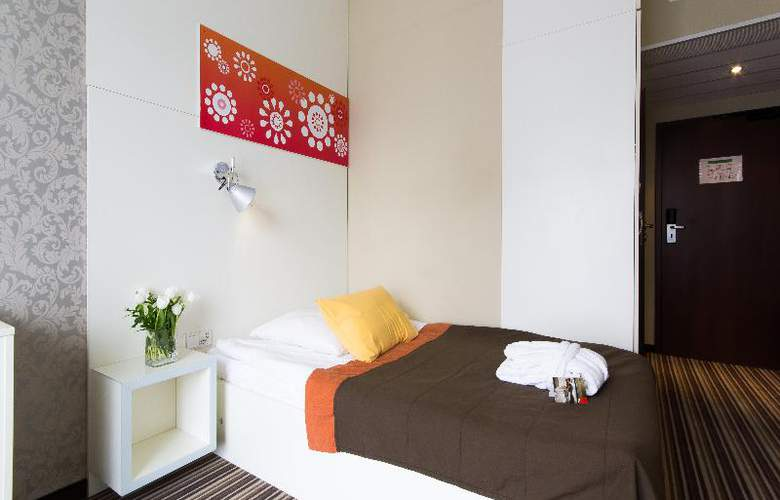Park Hotel Diament Wroclaw - Room - 5