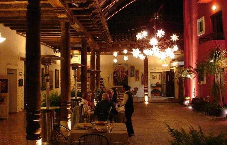 Posada Real De Chiapas - Restaurant - 1