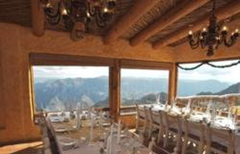 Posada Barrancas Mirador - Restaurant - 3