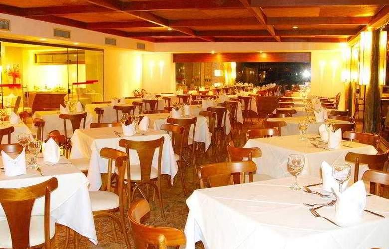 Pontalmar Praia Hotel - Restaurant - 9