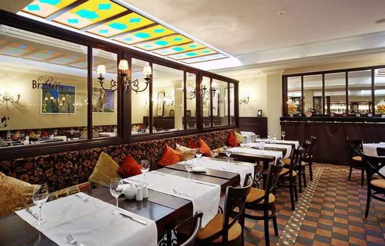 Solo Sokos Vasilievsky - Restaurant - 23