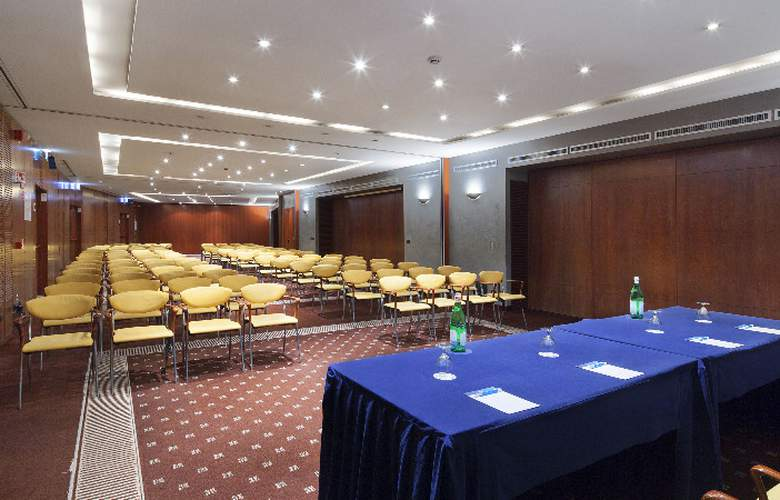 NH Napoli Panorama - Conference - 34