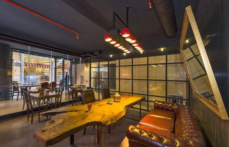 Suiteness Taksim - Restaurant - 18