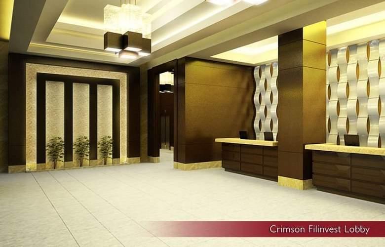 Crimson Hotel Filinvest City - General - 1