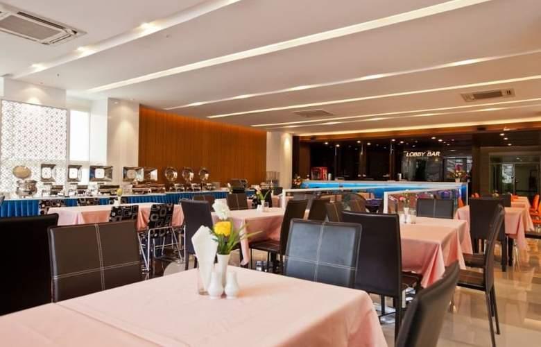 Metro Resort Pratunam - Restaurant - 8