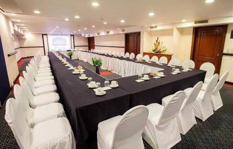 Best Western Plus Gran Morelia - Hotel - 129