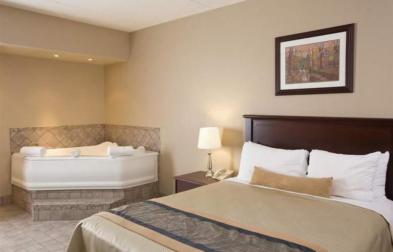 Best Western Plus Laval-Montreal - Room - 66