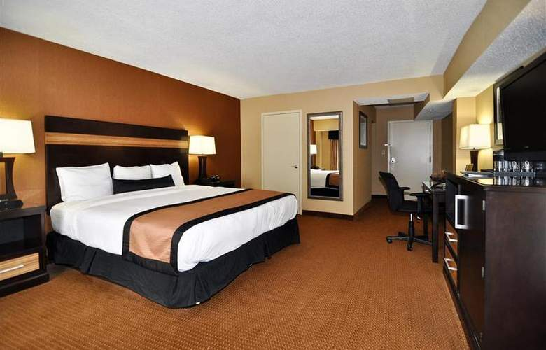 Best Western Plus Newark Airport West - Room - 80