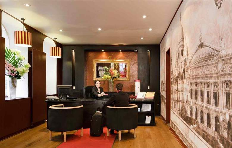 Mercure Paris Lafayette - Hotel - 37