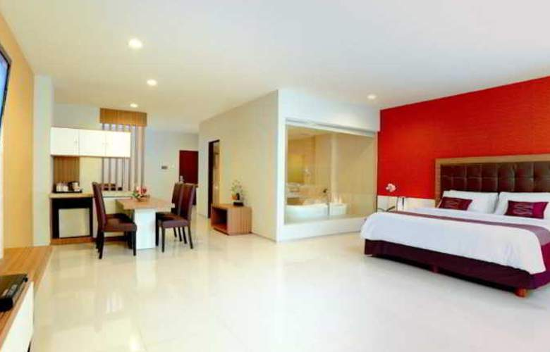 Lombok Plaza Hotel and Convention - Room - 1
