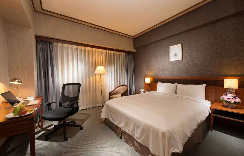 Forte Hotel Hsinchu - Room - 18