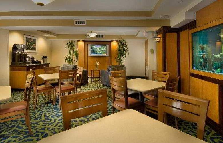 Quality Inn Miami Airport Doral - Restaurant - 10