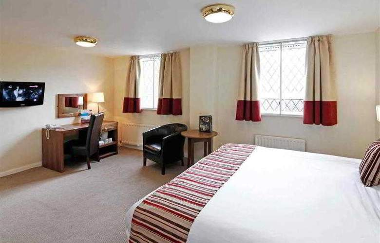 Mercure Wolverhampton Goldthorn Hotel - Hotel - 16